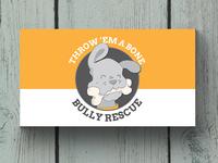 Throw 'Em A Bone Logo Design