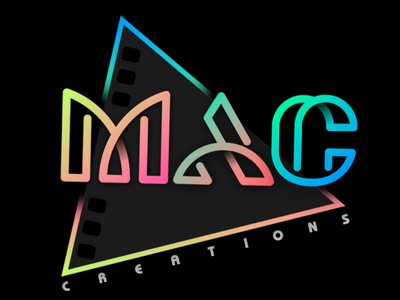 Gradiation Logo entertainment company logo monogram logo film company logo logo2020 gradiation logo logo design