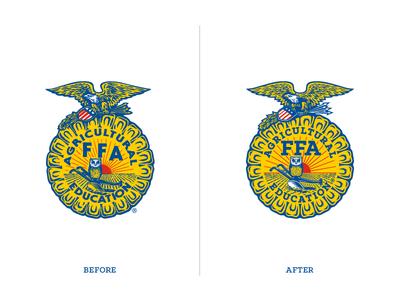 National FFA Organization—Logo