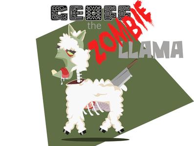 geoff the llama