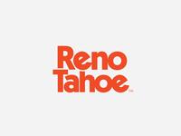Reno Tahoe Logo Design