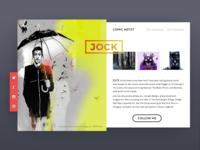 Daily UI #006: User Profile
