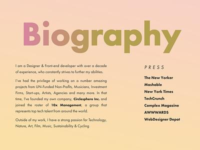 New website online website design animation typography website