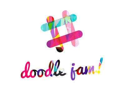 Doodlejam Slack Chat chat slack community dribbble