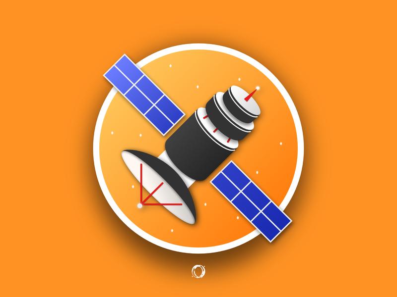 Black Satellite