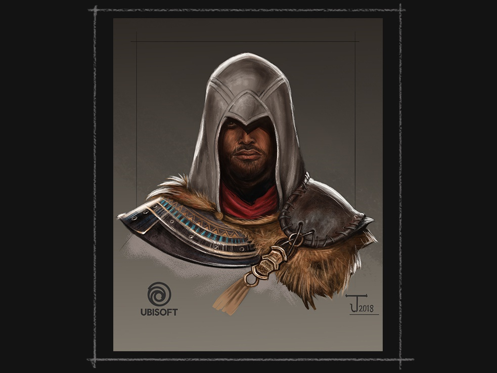 Assassin Creed Fan Art By Aishwaary Anant On Dribbble