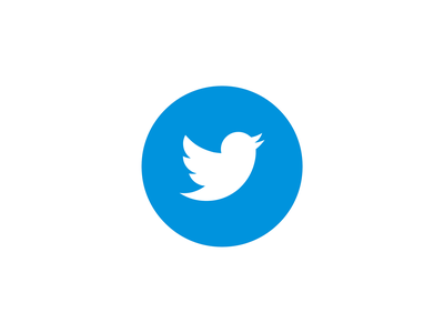 Icon Twitter (Colorful) twitter icon twitter good icon art art corel draw authentic perfectly top elegant minimalist simple now modern colorful social media icon design
