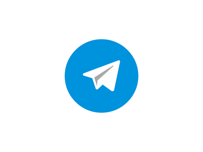 Icon Telegram (Colorful) telegram icon telegram good icon art art corel draw authentic perfectly top elegant minimalist simple now modern colorful social media icon design