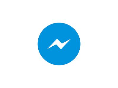 Icon Messenger (Colorful) messenger icon messenger good icon art art corel draw authentic perfectly top elegant minimalist simple now modern colorful social media icon design