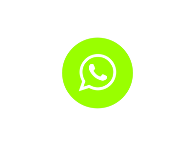Icon WhatsApp (Colorful) whatsapp icon whatsapp good icon art art corel draw authentic perfectly top elegant minimalist simple now modern colorful social media icon design
