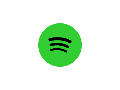 Icon Spotify (Colorful) spotify icon spotify good icon art art corel draw authentic perfectly top elegant minimalist simple now modern colorful social media icon design