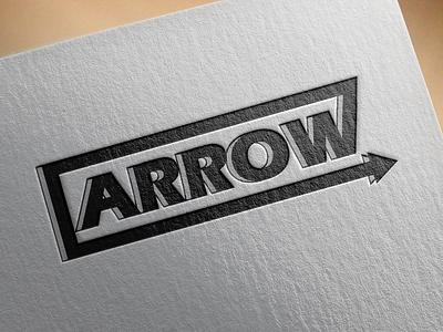 Arrow   Paper Mockup writer icon arrow arrow texture proffesional paper mockup mockup paper grey black white icon logo art minimalist simple elegant authentic design