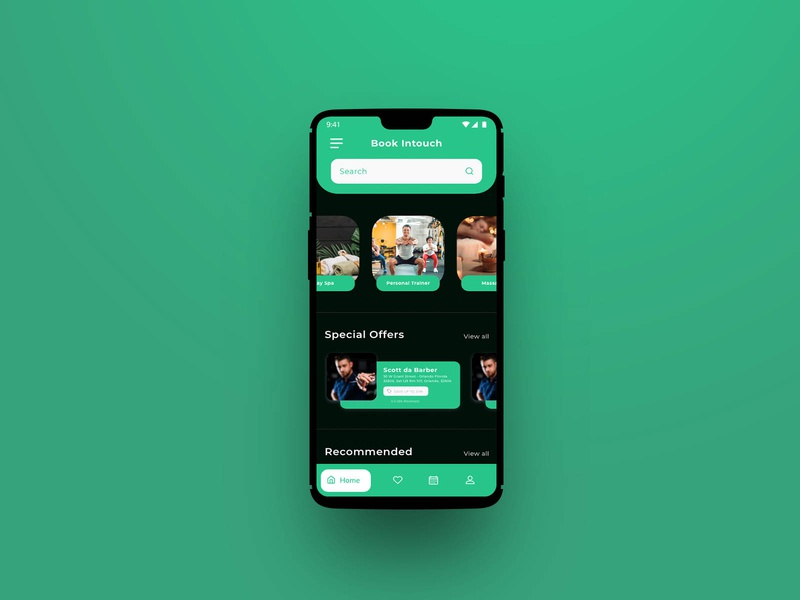 UI/UX for Book Intouch App mobile design mobile app design mobile app mobile ui booking booking app mobile app design app ux  ui uxui uxdesign ux design ux ui  ux uiux uidesign ui design ui
