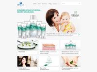 New brand website - demsa.pl