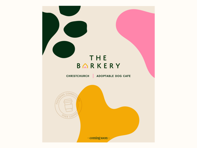 The Barkery Coming Soon
