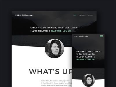 Portfolio - Website Design
