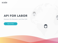 Scale: API For Human Labor