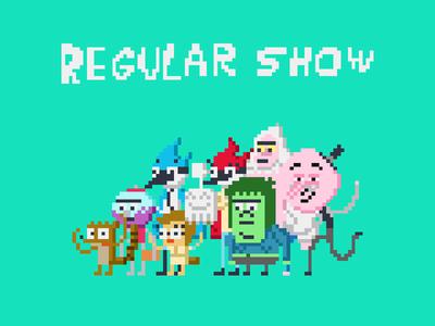 It's just a Regular Show!