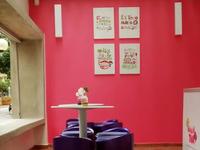 Posters for Inventiva Ice Cream Parlor