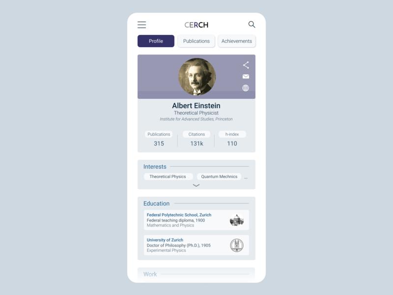 Daily UI - 006 app flat ux design dailyui