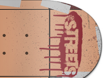 4 Elements Hip-Hop Skate Deck Designs (Breakdancing pt.2)