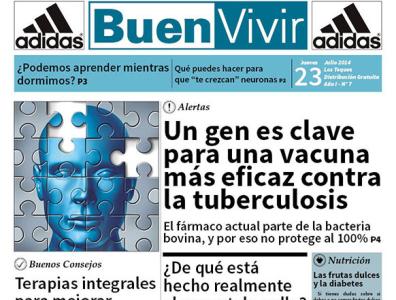 Periódico BuenVivir editorial