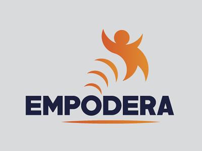 Empodera coaching diseño gráfico illustration diseño de logo identidad