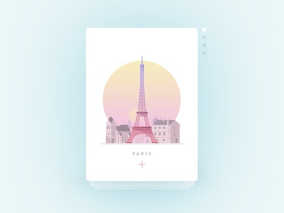 PARIS: Slider UI
