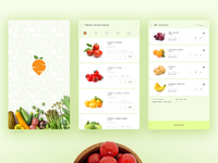 Green basket app