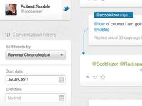 Filters & Tweets