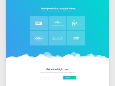 Waveform — OpenPlay / Homepage