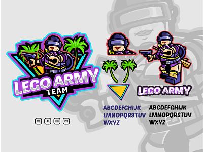 ESPORT LEGO ARMY TEAM