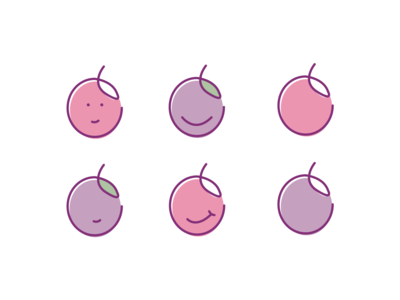 Baby Plums - Concept Exploration 1