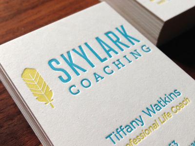 Skylark Letterpress