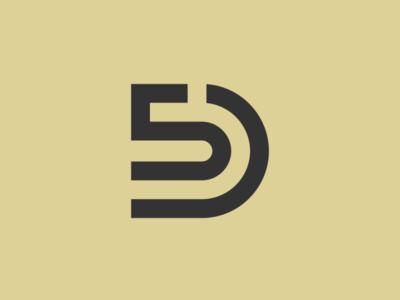 sd minimal illustration flat ux ui logo icon design branding app