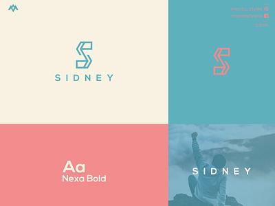 S LOGO illustration creative typography icon logomaker letter minimal logo design branding