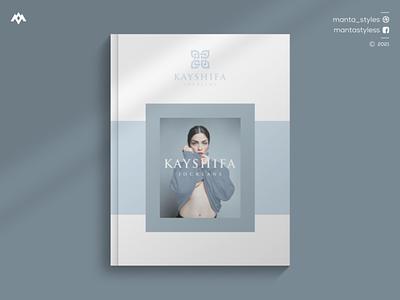 Kayshifa Jocklane logomaker vector typography illustration app letter icon minimal logo design branding