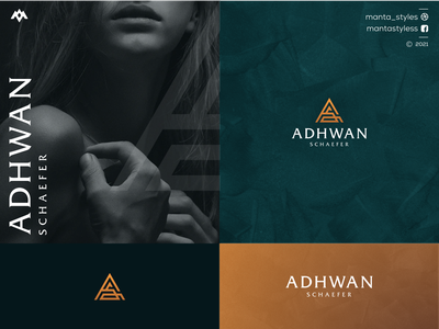 Adhwan Schaefer jewelry sport clothing s logo a logo as ac concept monogram ac as logo illustration ui icon minimal letter logo design branding