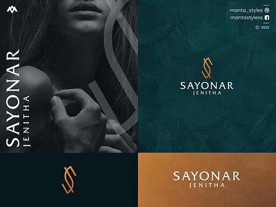 Initial SJ Logo letter icon minimal branding jewelry logo luxury logo graphic design typography lettering logos logo beauty logo initial j j logo s logo sj logo initial logo logo maker