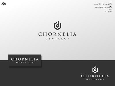Initial DC Logo luxury logo brand mark sale logo logo maker c logo d logo initial logo ui vector illustration app letter icon minimal logo design branding