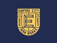 Empire City Badge