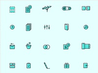 Handwrytten Icons
