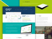 Q2Q Website Design