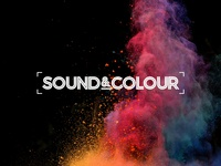 Sound & Colour Website Animation