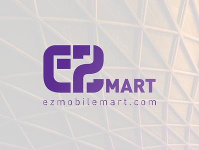 EZMART art vectors graphic design typography vector minimal flat photoshop illustrator illustration logo design creative design modern brand logodesign logotype creative branding design logo