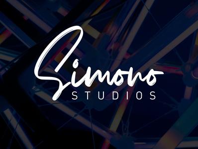 Simono Studios minimal flat modern design modern logo creative  design creativity branding design brand identity logos logodesign brand creative design modern brand design logo design logotype creative branding design logo