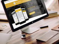 SBI Workbook Mobile Website Design