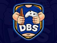 DadBodSquad eSports Logo