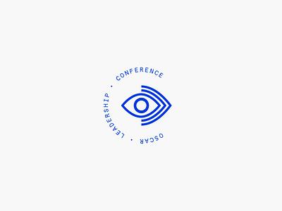 Oscar leadership conference branding event conference logo