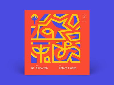 10x17.co   No.10 album art illustrations music kamaiyah 10x17